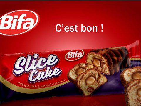 BIFA Slice Cake